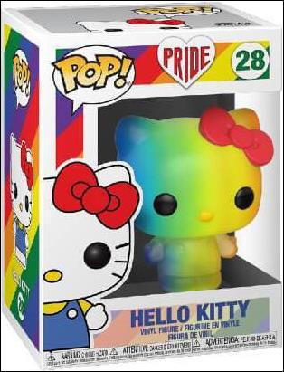 POP! Sanrio Hello Kitty (Rainbow) by Funko