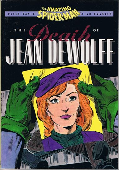 Amazing Spider-Man: The Death of Jean DeWolff 1-A by Marvel
