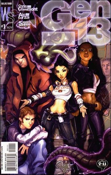 Gen13 (2002) 1-A by WildStorm