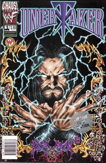 Undertaker 1-C by Chaos! Comics