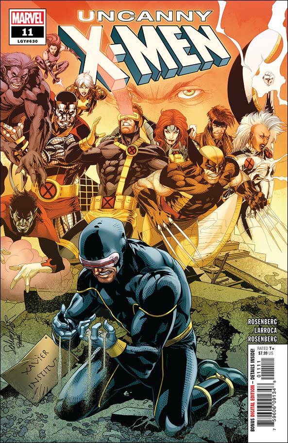 Uncanny X-Men (2019) 11-A by Marvel