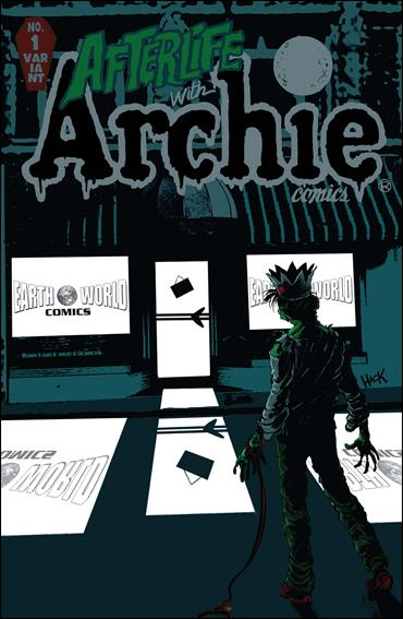 Afterlife with Archie 1-EU by Archie