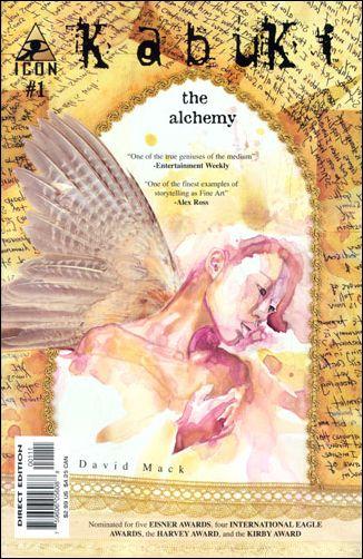 Kabuki (2004) 1-A by Icon