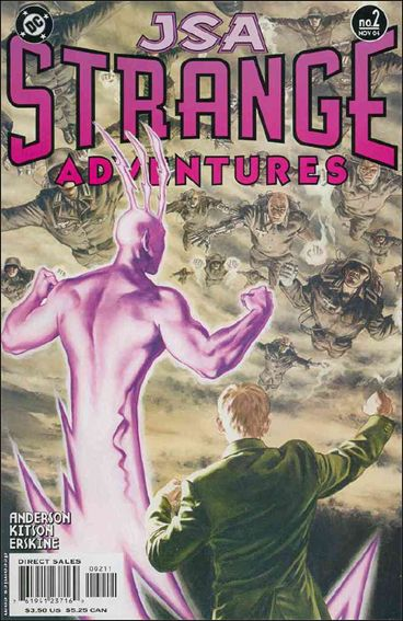 JSA Strange Adventures 2-A by DC