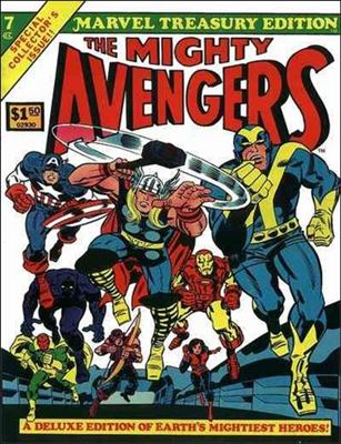 Marvel Treasury Edition 7-A