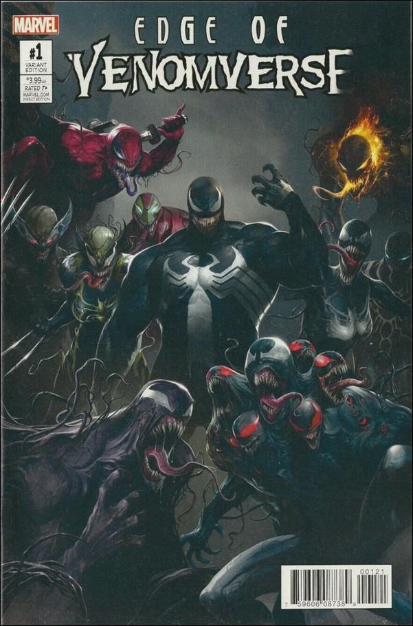 Edge of Venomverse 1-C by Marvel