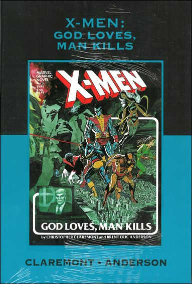 X-Men: God Loves, Man Kills nn-B by Marvel