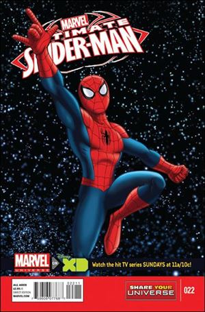 Ultimate Spider-Man (2012) 22-A