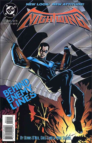 Nightwing (1995) 2-A by DC