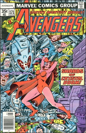 Avengers (1963) 171-A by Marvel