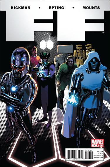 FF (2011) 8-A by Marvel