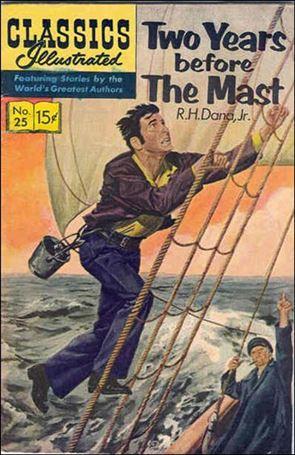 Classic Comics/Classics Illustrated 25-L