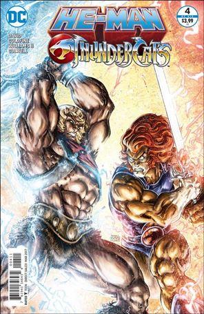 He-Man/ThunderCats 4-A