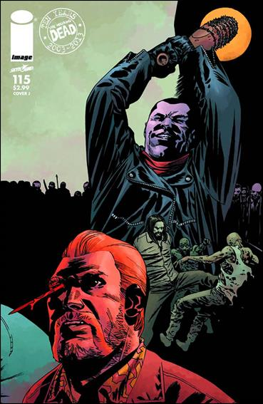 Walking Dead (2003) 115-J by Skybound Entertainment
