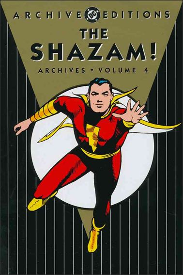 Shazam! Archives 4-A by DC