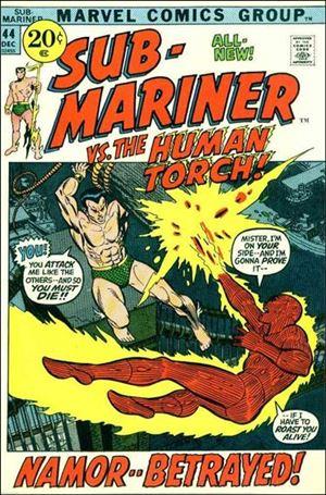 Sub-Mariner (1968) 44-A