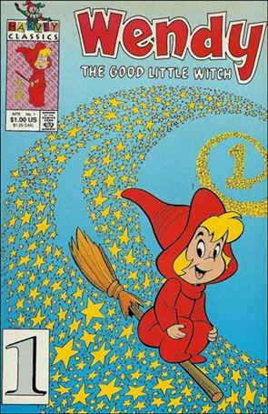 Wendy, the Good Little Witch (1991) 1-A