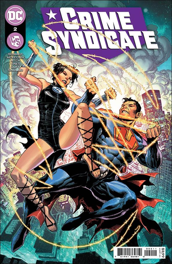 Crime Syndicate 2-A by DC