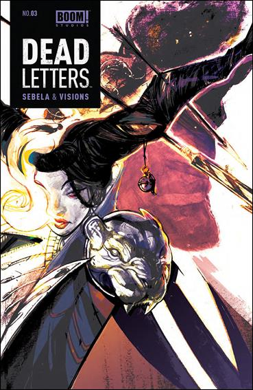 Dead Letters 3-A by Boom! Studios