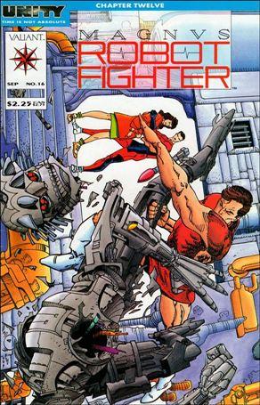 Magnus Robot Fighter (1991) 16-A