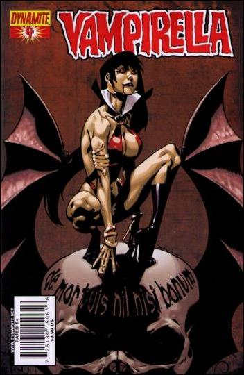 Vampirella (2010) 4-C by Dynamite Entertainment