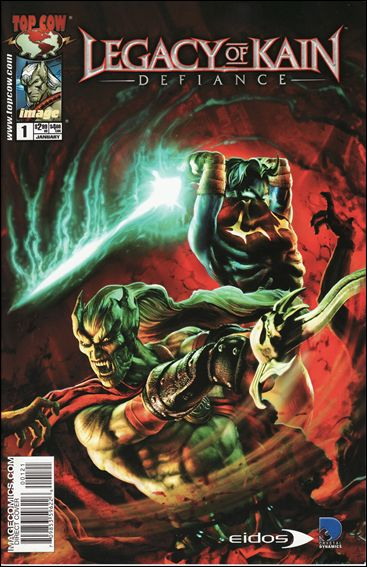 Legacy of Kain: Defiance 1-A by Top Cow