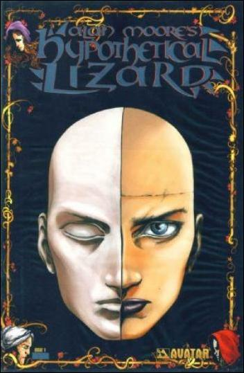 Alan Moore's Hypothetical Lizard 1-D by Avatar Press