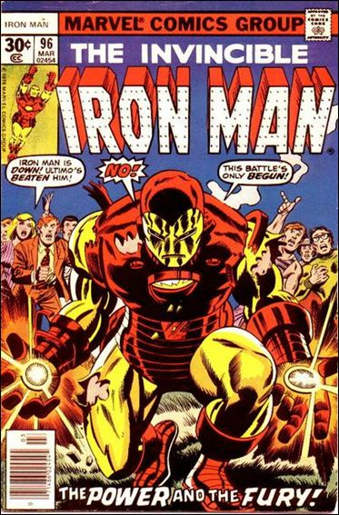 Iron Man (1968) 96-A by Marvel