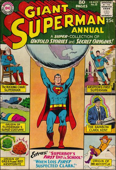 Superman Annual (1960) 8-A by DC