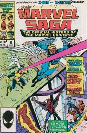 Marvel Saga 8-A