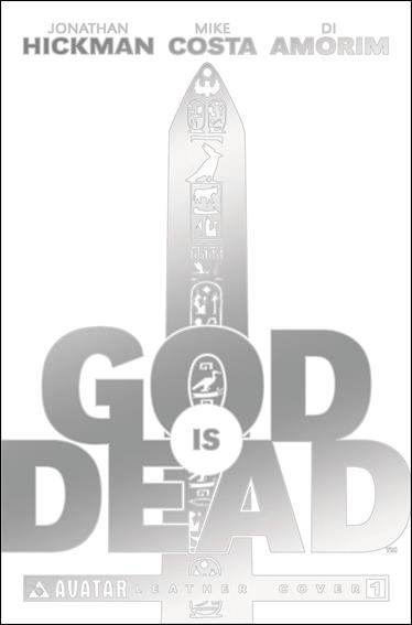 God is Dead 1-H by Avatar Press