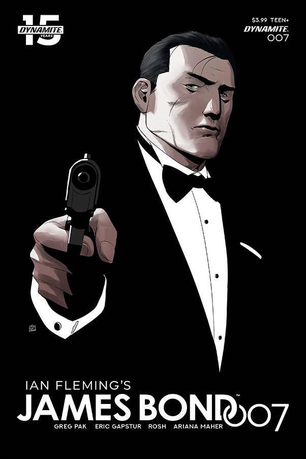 James Bond 007 7-B by Dynamite Entertainment