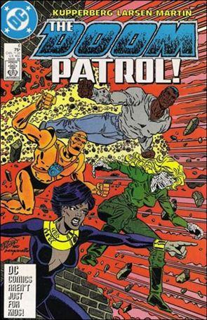 Doom Patrol (1987) 6-A
