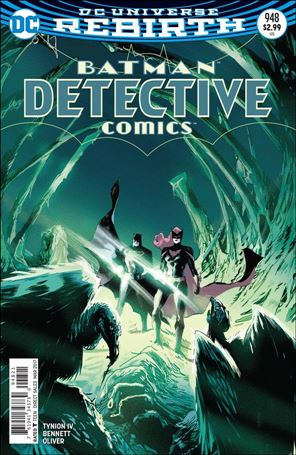 Detective Comics (1937) 948-B