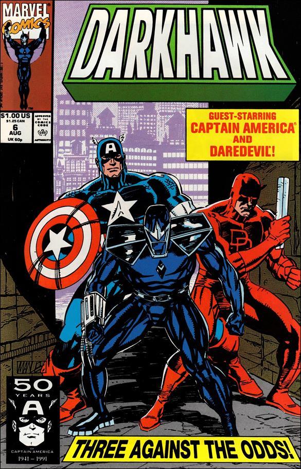 Darkhawk 6-A by Marvel