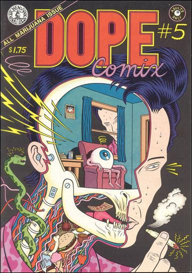 Dope Comix 5-A by Kitchen Sink