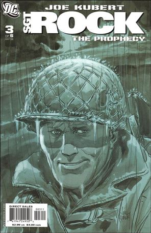Sgt. Rock: The Prophecy 3-A