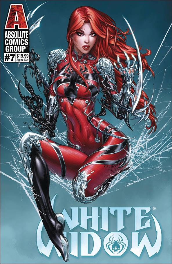 White Widow 7-C by Absolute Comics Group