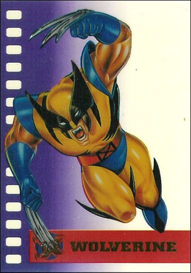 1995 Fleer Ultra X-Men (Suspended Animation Subset) 10-A by Fleer