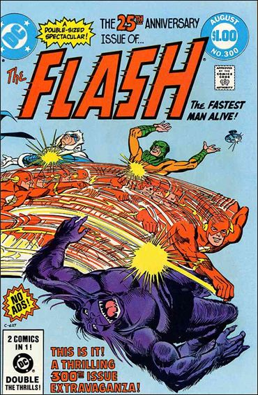 Flash (1959) 300-A by DC