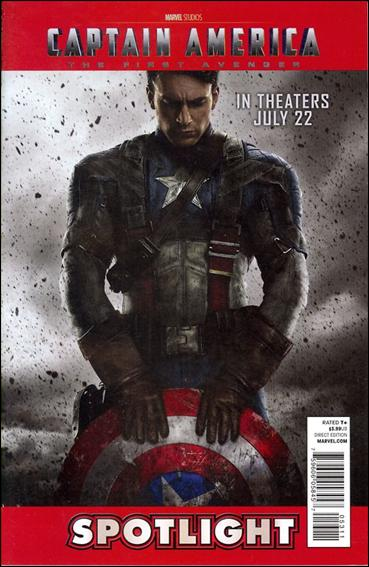 Captain America Spotlight nn-A by Marvel