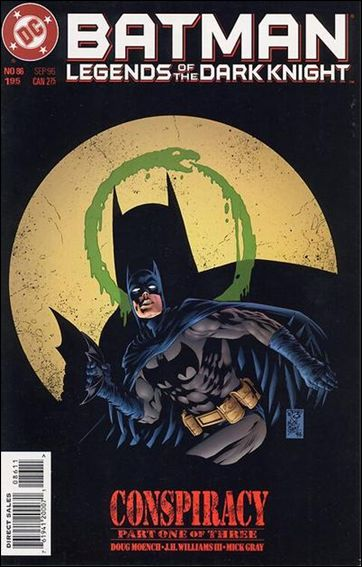 Batman: Legends of the Dark Knight 86-A by DC