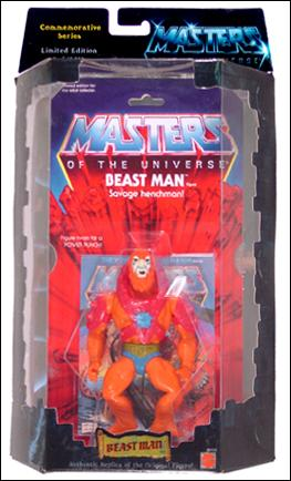 Masters of the Universe (Commemorative Series) Beast Man by Hasbro