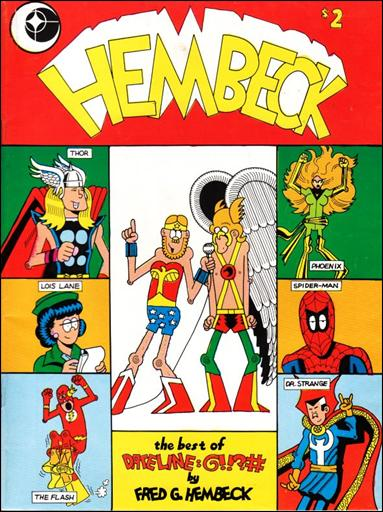 Hembeck 1-A by FantaCo