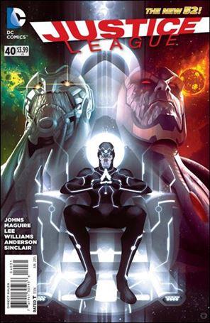 Justice League (2011) 40-E