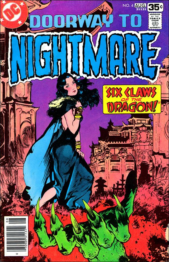 Doorway to Nightmare 4-A by DC