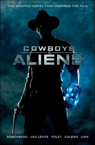 Cowboys & Aliens 1-C by Platinum Studios