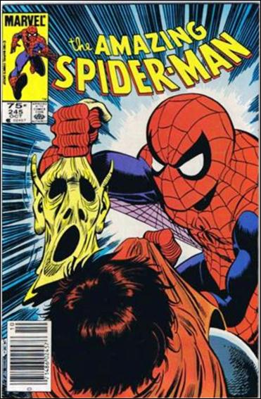 Amazing Spider-Man (1963) 245-B by Marvel