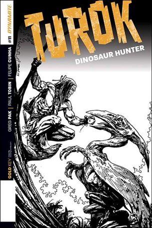 Turok: Dinosaur Hunter (2014) 11-C