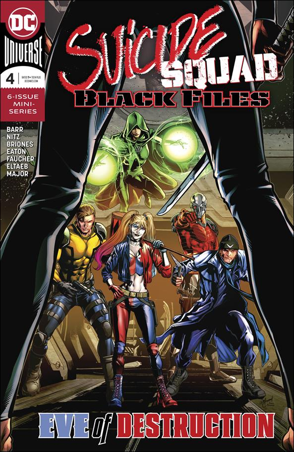 Suicide Squad: Black Files 4-A by DC
